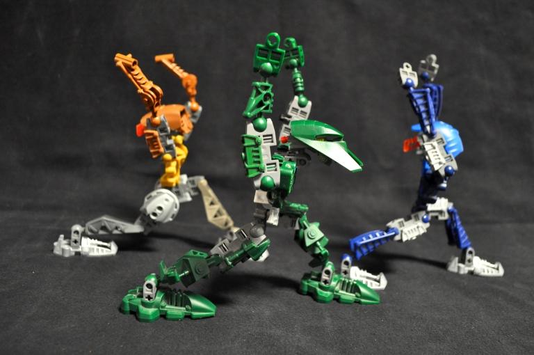 yoga bionicles