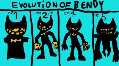 Bendy Evolution